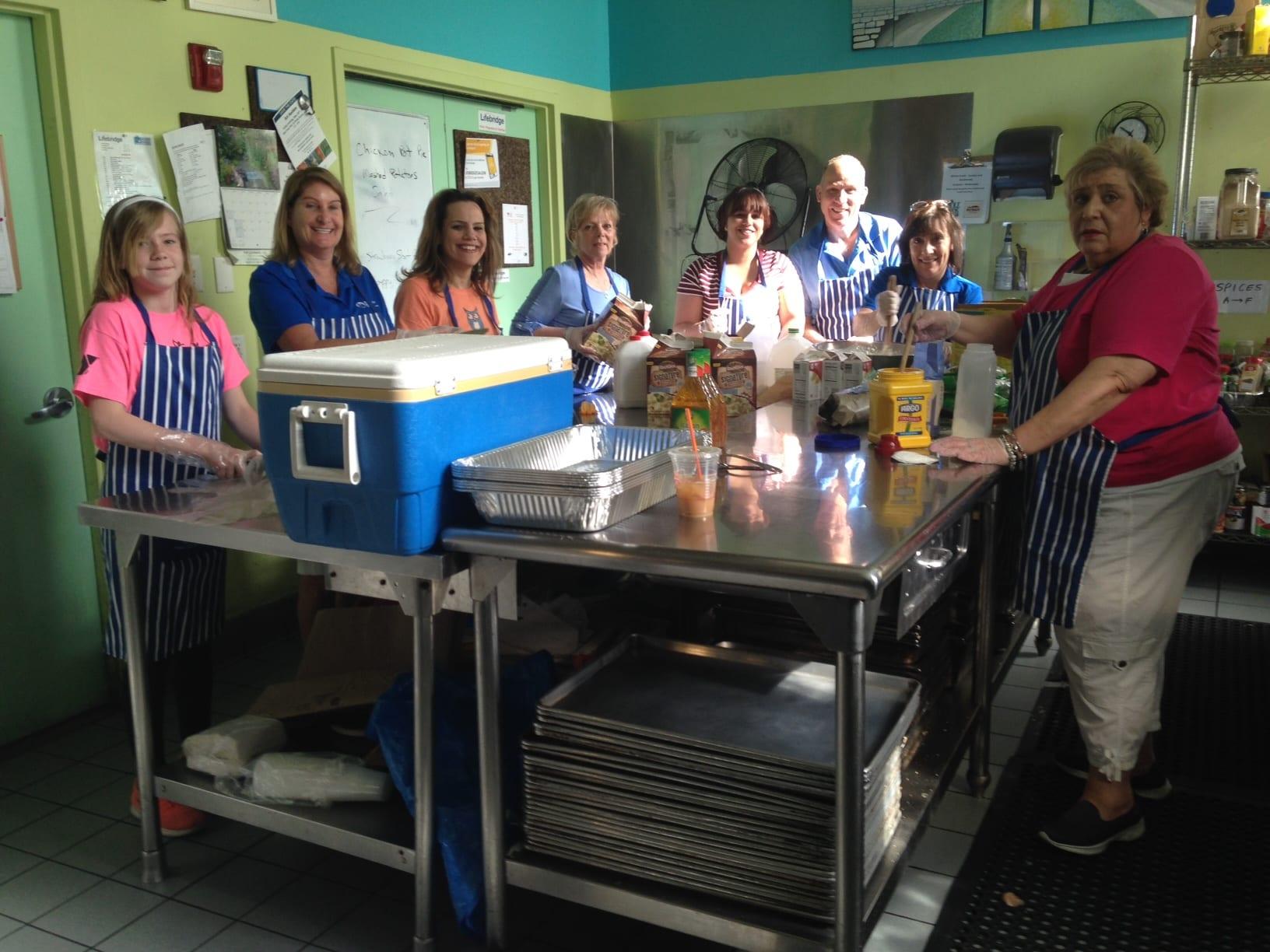 community meals programs